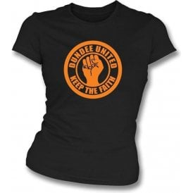 Dundee United Keep the Faith Girl's Slim-Fit