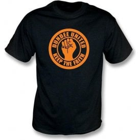 Dundee United Keep the Faith T-shirt
