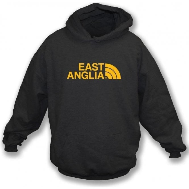 East Anglia (Cambridge United) Hooded Sweatshirt