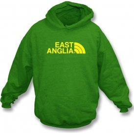 East Anglia (Norwich) Hooded Sweatshirt