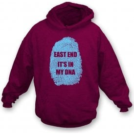 East End - It's In My DNA (West Ham) Hooded Sweatshirt