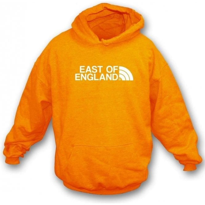 East of England (Luton Town) Hooded Sweatshirt
