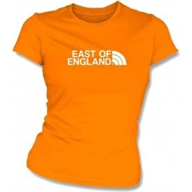 East of England (Luton Town) Womens Slim Fit T-Shirt