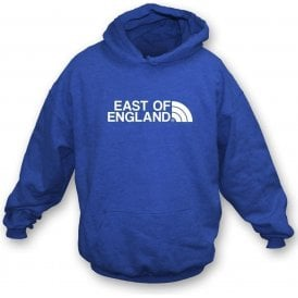 East of England (Peterborough United) Hooded Sweatshirt