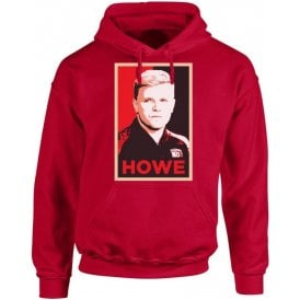 Eddie Howe - Hope Poster (Bournemouth) Hooded Sweatshirt