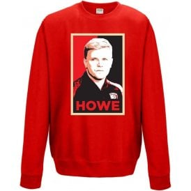 Eddie Howe - Hope Poster (Bournemouth) Sweatshirt