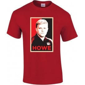 Eddie Howe - Hope Poster (Bournemouth) T-Shirt