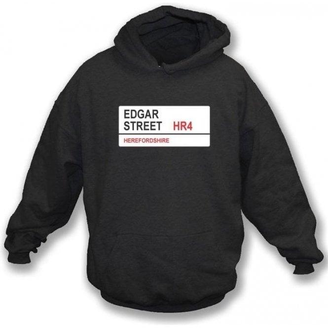 Edgar Street HR4 Hooded Sweatshirt (Hereford United)