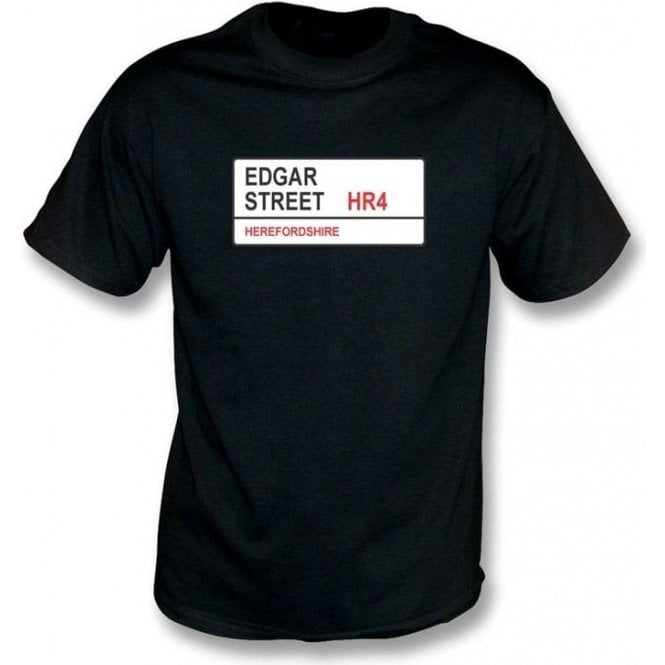 Edgar Street HR4 T-Shirt (Hereford United)