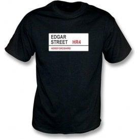Edgar Street HR4 T-Shirt (Hereford United)