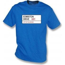 Edmiston Drive G51 T-Shirt (Rangers)