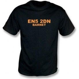 EN5 2DN Barnet T-Shirt (Barnet)