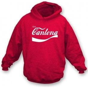 Eric Cantona Enjoy-Style Hooded Sweatshirt