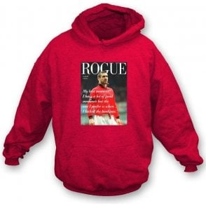 Eric Cantona Rogue Hooded Sweatshirt