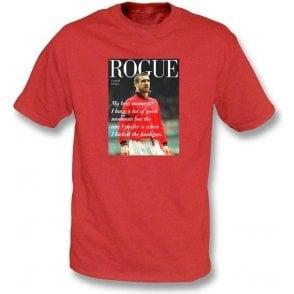 Eric Cantona Rogue Mens T-shirt