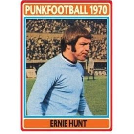 Ernie Hunt 1970 (Coventry City) Sky Blue Women's Slimfit T-Shirt