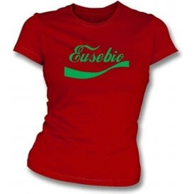 Eusebio (Portugal) Enjoy-Style Women's Slim Fit T-shirt