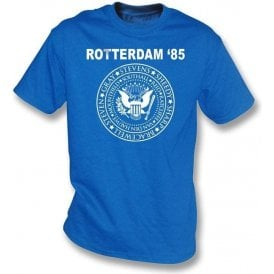 Everton European Cup Winners Cup 85 t-shirt