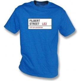 Filbert Street LE2 (Leicester City) T-Shirt
