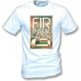 Fir Park ML1 2QN (Motherwell) T-Shirt