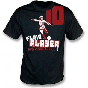 Flair Player - Tony Currie t-shirt