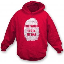 Fleetwood - It's In My DNA Hooded Sweatshirt