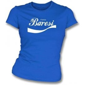 Franco Baresi (Italy) Enjoy-Style Women's Slim Fit T-shirt