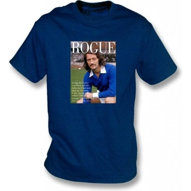 Frank Worthington Rogue Mens T-shirt
