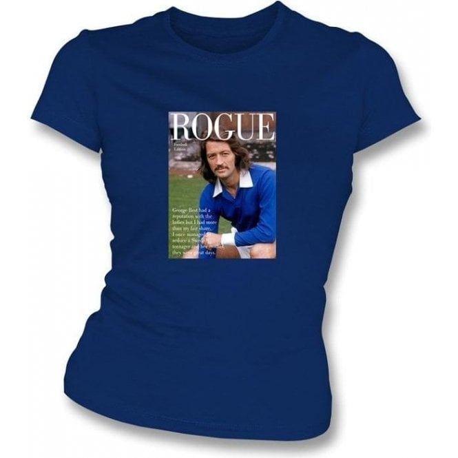 Frank Worthington Rogue Womens Slimfit T-shirt