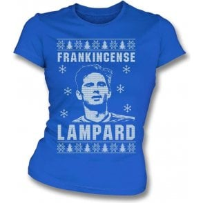 Frankincense Lampard (Chelsea) Womens Slim Fit T-Shirt