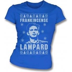 Frankincense Lampard (Chelsea) Womens Slim Fit T-Shirt