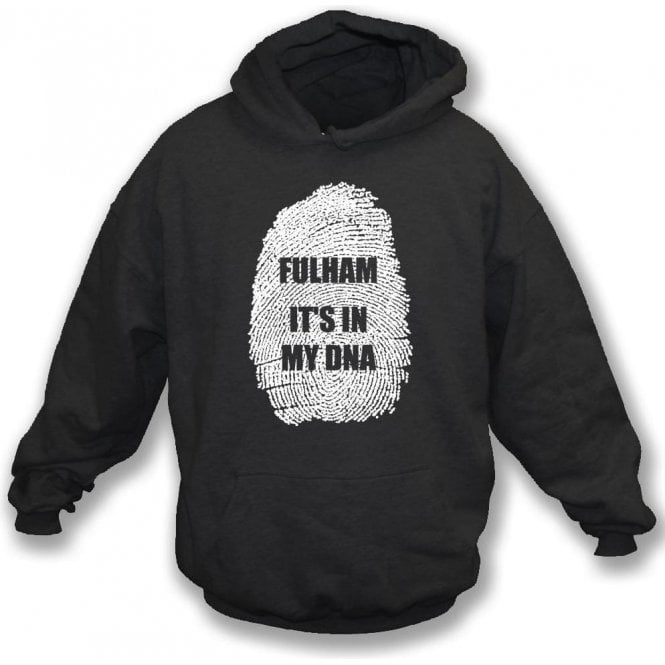 Fulham - It's In My DNA Kids Hooded Sweatshirt