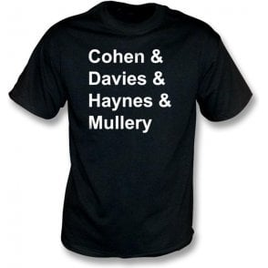 Fulham Legends t-shirt