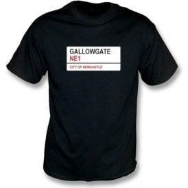 Gallowgate NE1 T-Shirt (Newcastle United)