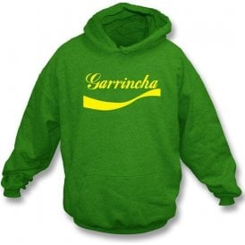 Garrincha (Brazil) Enjoy-Style Hooded Sweatshirt