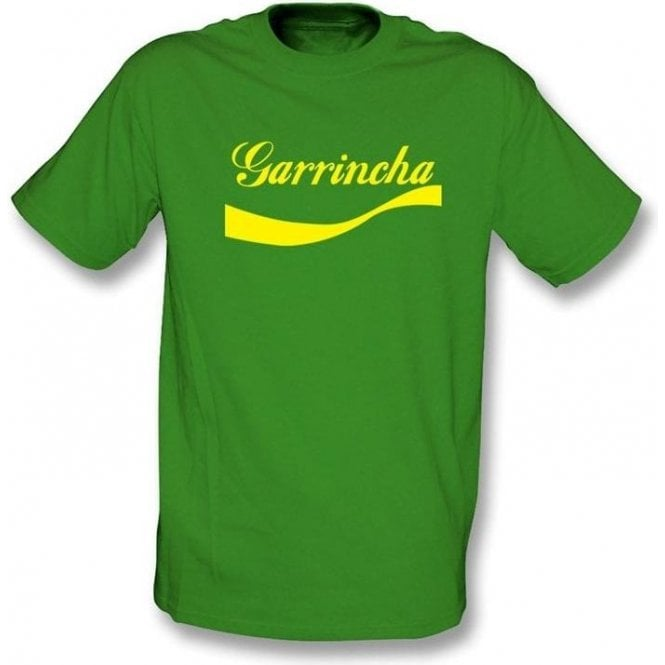 Garrincha (Brazil) Enjoy-Style T-shirt