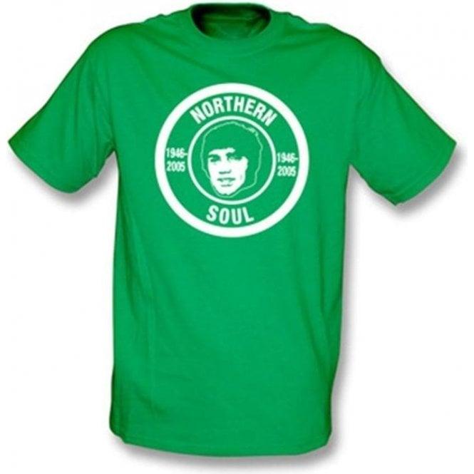 George Best Northern Soul - Northern Ireland green t-shirt