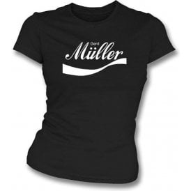 Gerd Muller (Germany) Enjoy-Style Women's Slim Fit T-shirt