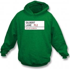 Gilbert Lane PL2 Hooded Sweatshirt (Plymouth Argyle)