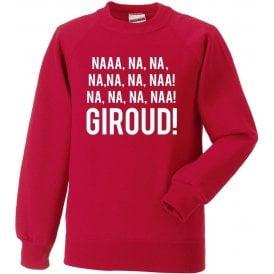 Giroud (Arsenal) Sweatshirt