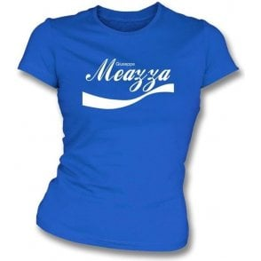 Giuseppe Meazza (Italy) Enjoy-Style Women's Slim Fit T-shirt