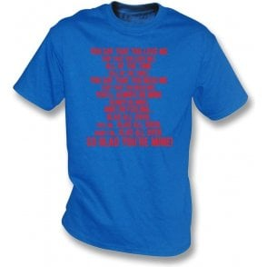 Glad All Over (Crystal Palace) T-Shirt