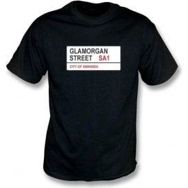 Glamorgan Street SA1 Kids T-Shirt (Swansea)