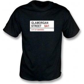Glamorgan Street SA1 T-Shirt (Swansea)