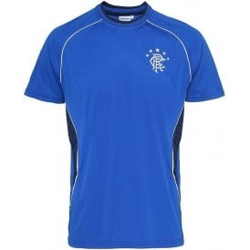 Glasgow Rangers FC Adults Performance T-Shirt