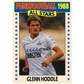 Glenn Hoddle 1988 (Spurs) Navy T-Shirt