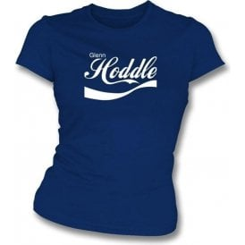 Glenn Hoddle Enjoy-Style Women's Slim Fit T-shirt