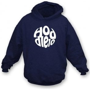 Glenn Hoddle Logo Hooded Sweatshirt