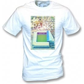 Goodison Park L4 4EL (Everton) T-Shirt