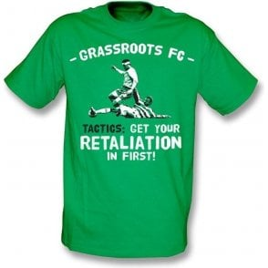 Grassroots FC - Tribute t-shirt